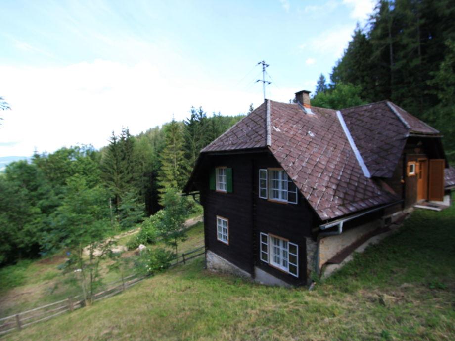 Außenaufnahme Brentlhütte
