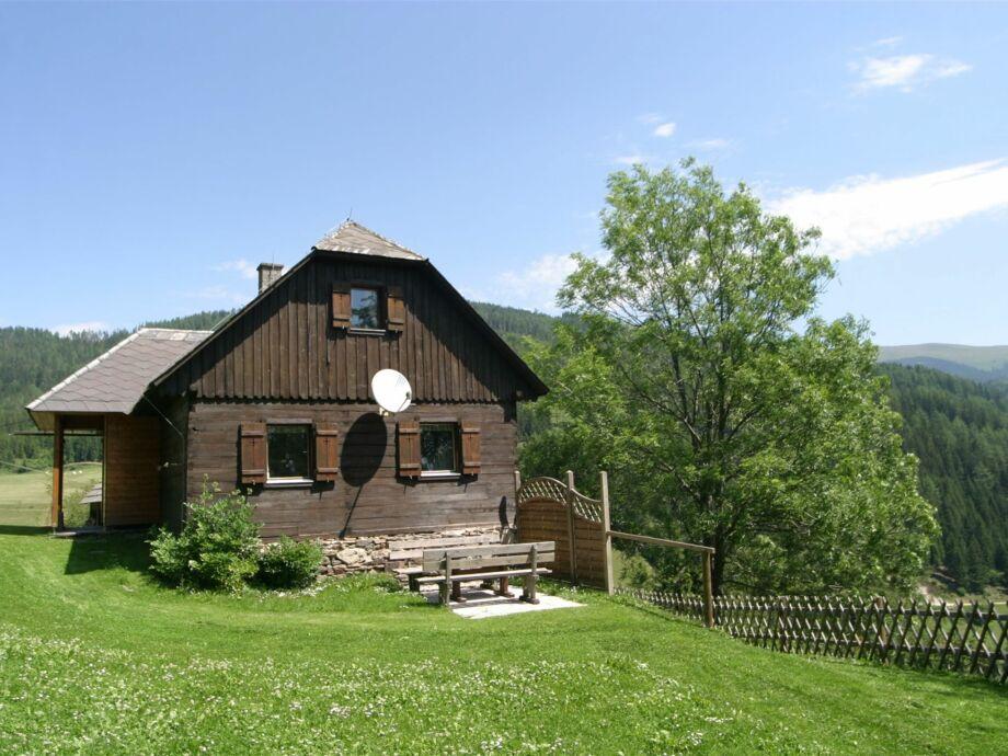 Außenaufnahme Ferienhaus Bauer