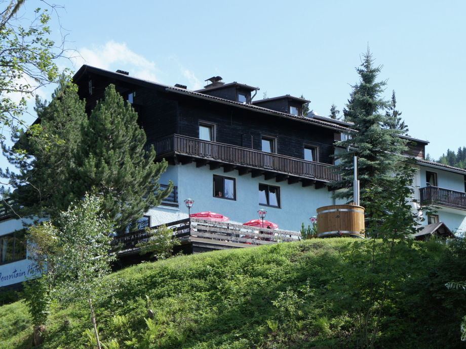 Außenaufnahme Villa Verditz
