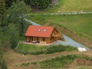 Ferienhaus Almhütte Karawankenpanorama