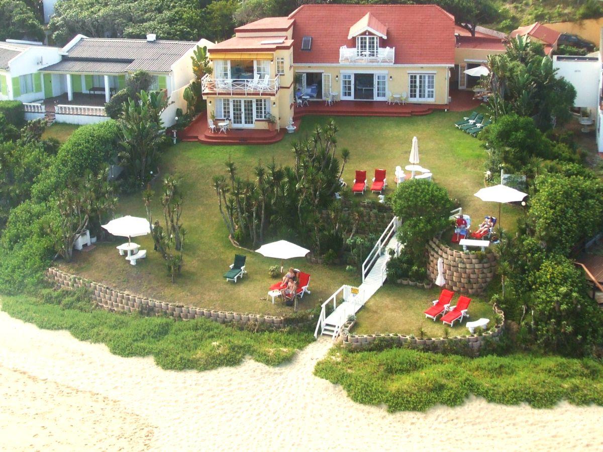 Ferienwohnung Beach Bungalow Wilderness Firma Haus am