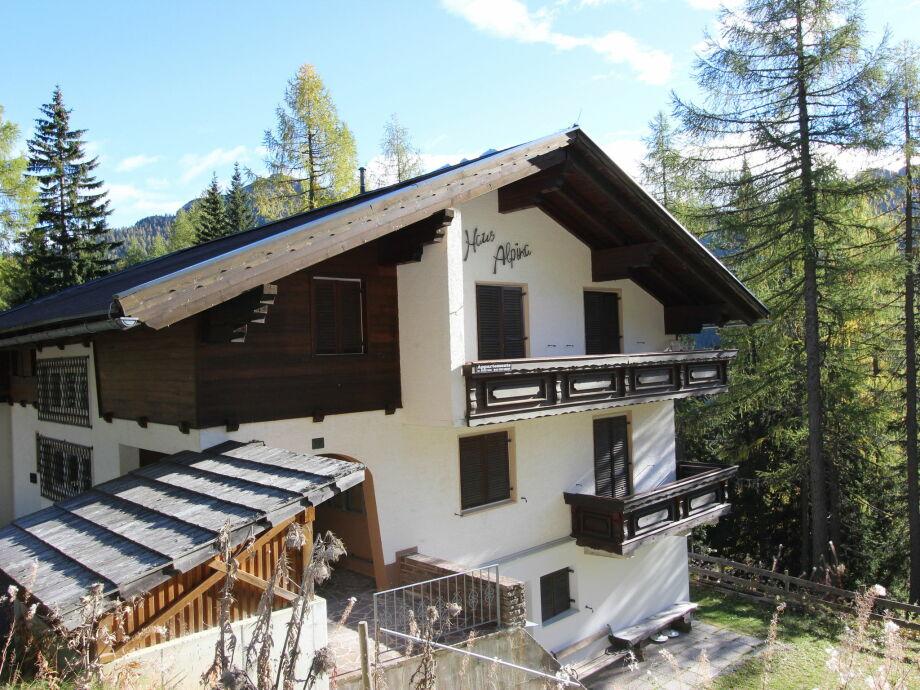 Außenaufnahme Alpina