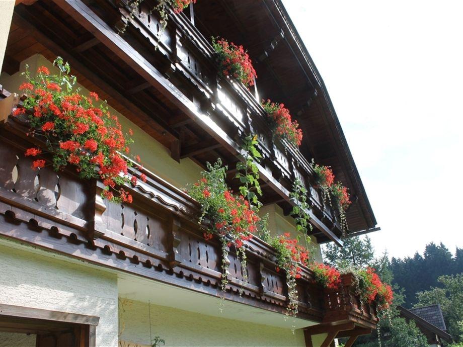 Außenaufnahme Gästehaus Pernull
