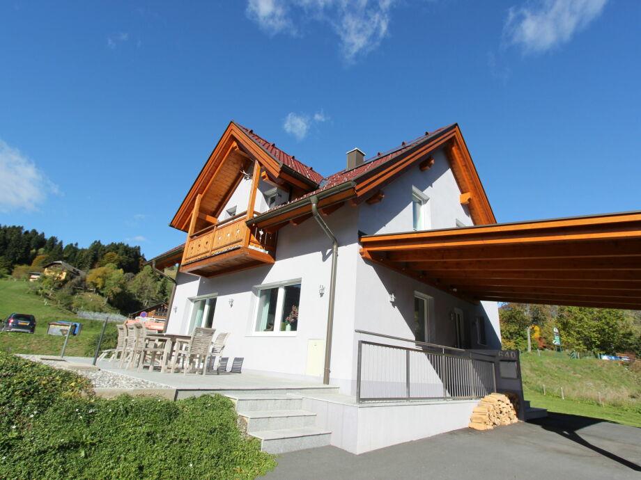 Außenaufnahme Villa Sonnenpiste