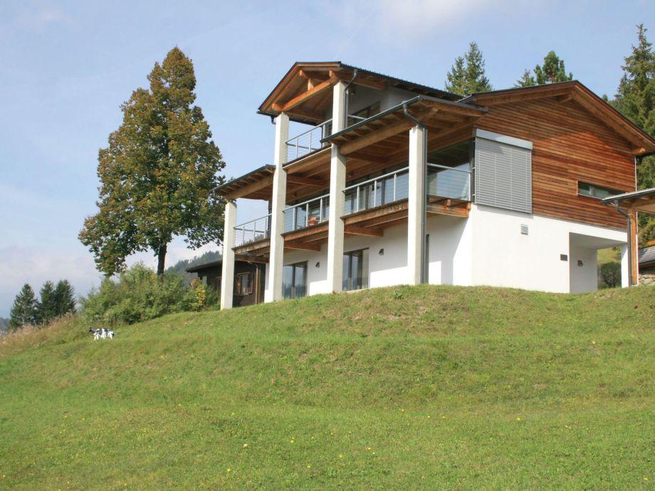 Außenaufnahme Villa Bella Isa