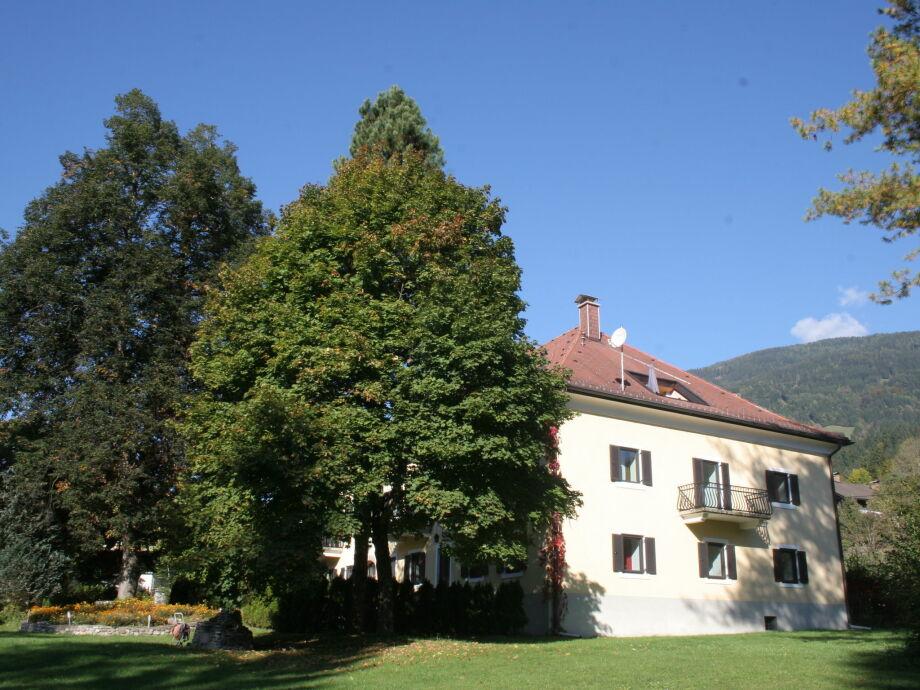 Außenaufnahme Das Herrenhaus