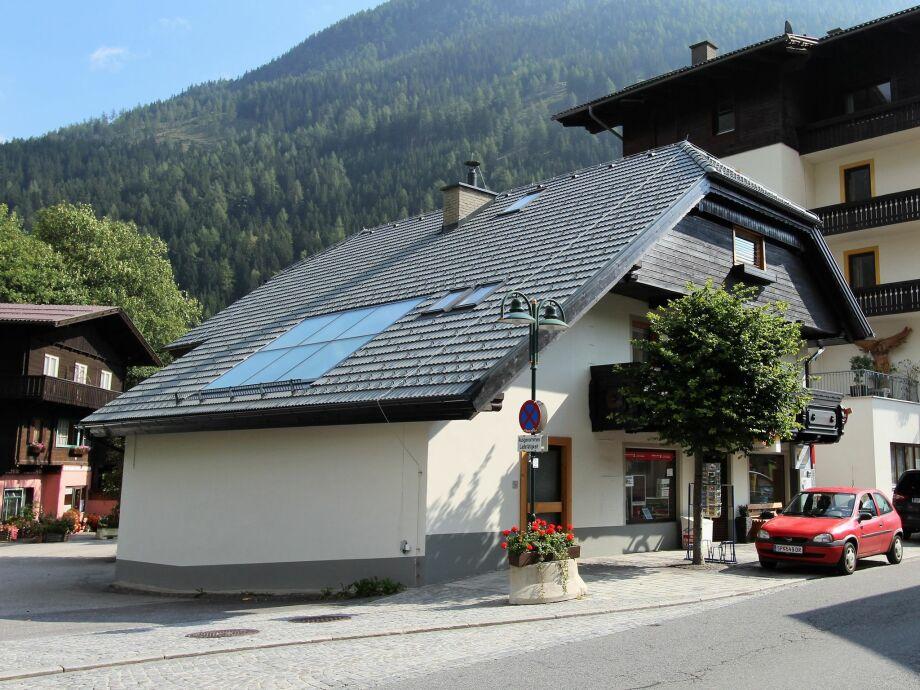 Außenaufnahme Chalet Mallnitz