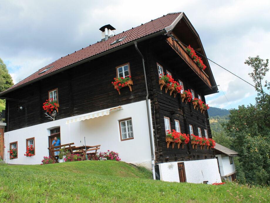 Außenaufnahme Gamperhof