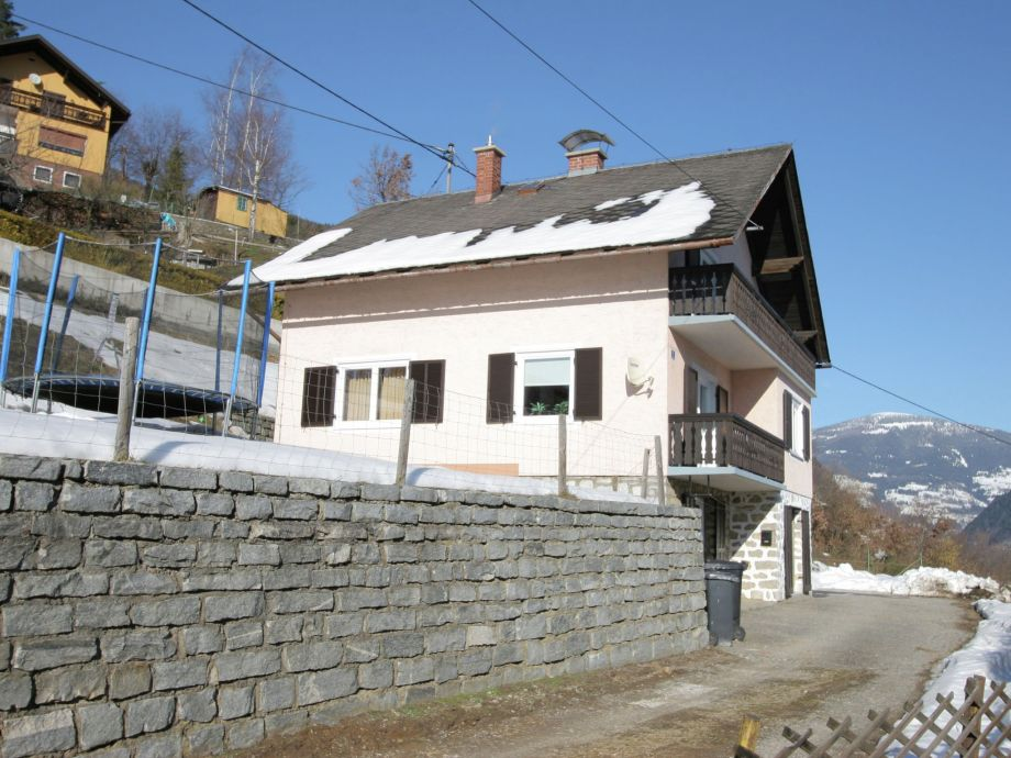 Außenaufnahme Haus Brunner