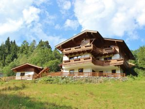 Ferienhaus Alpensteinbock Saalbach L