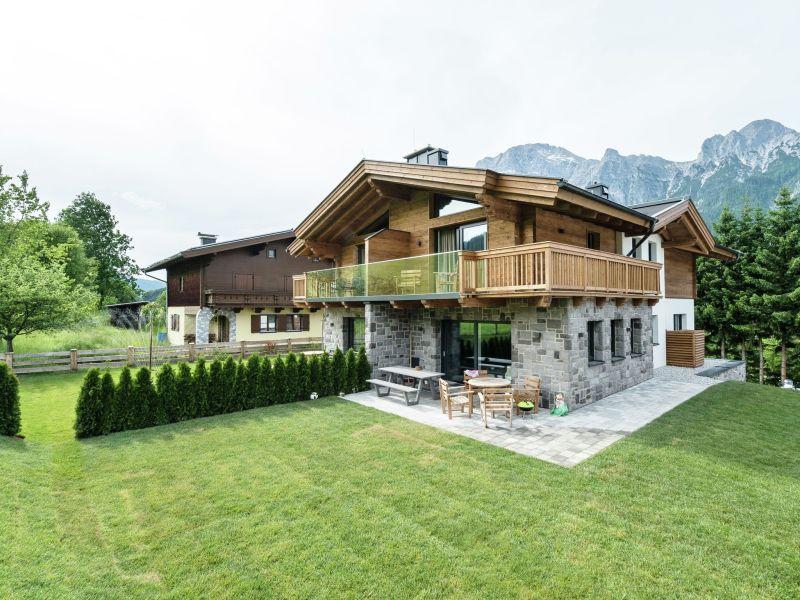 Ferienhaus Chalet Schneelowe S