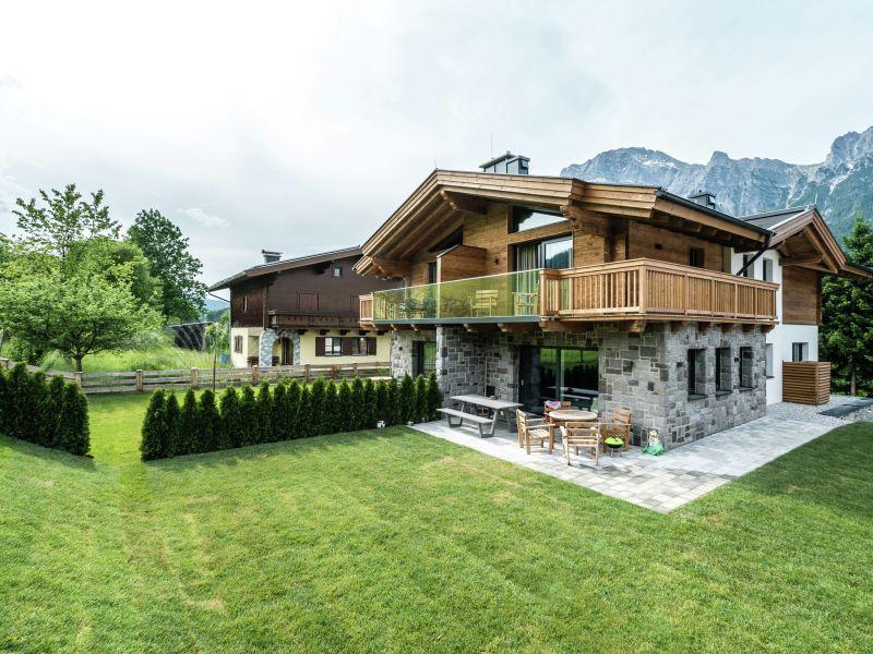 Ferienhaus Chalet Schneelowe XL
