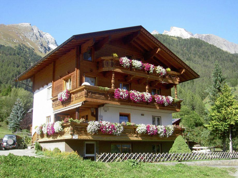 Außenaufnahme Bergheimat