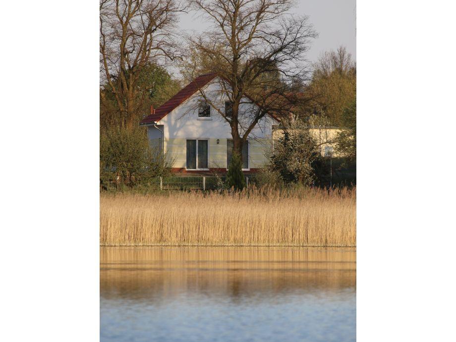 Ferienhaus von Seeseite