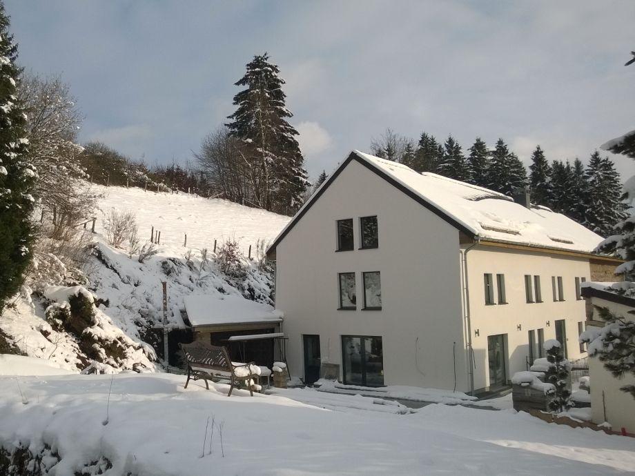 Hinter Terrasse