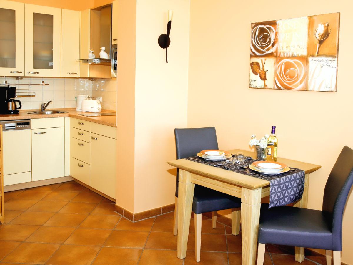 Küchenzeile Mit Esstisch ~ ferienwohnung miramare, kühlungsborn west frau marlies schrader