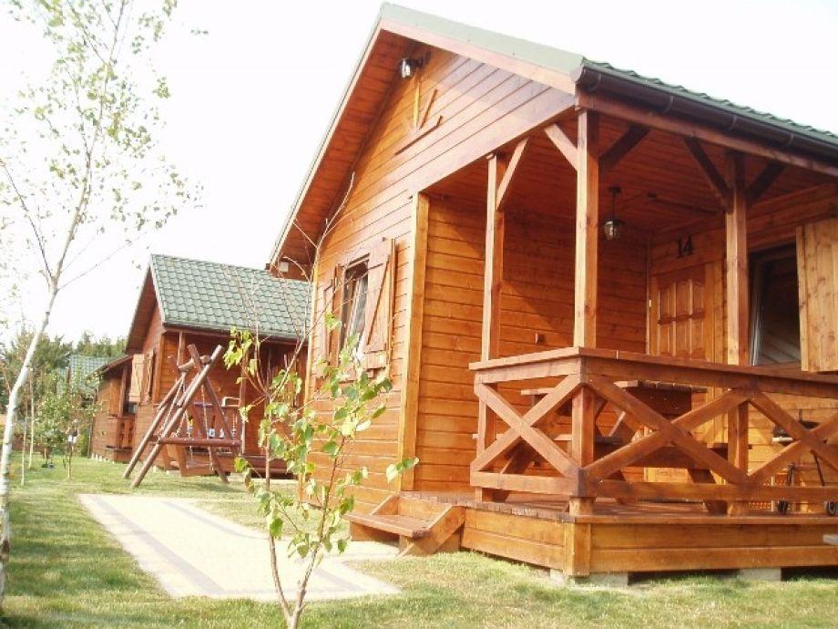 Außenaufnahme Ferienhaus DZIEDZIC für 6 Personen