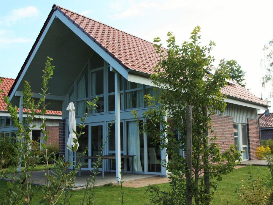 Außenaufnahme Ferienhaus W 9  Müritz-Ferienpark