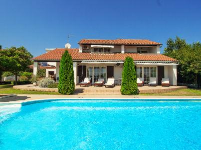 Villa Porec mit Pool