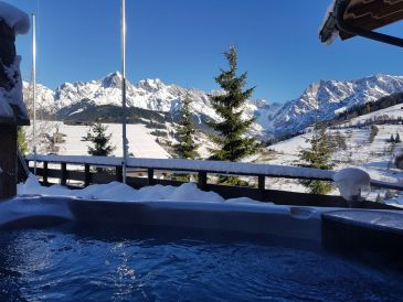 Chalet Ski Hutte Hintermoos