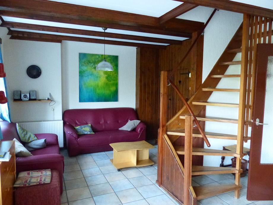 Gem tliche ferienwohnung auf texel kleinere wohnung for Wohnzimmer zur mitte