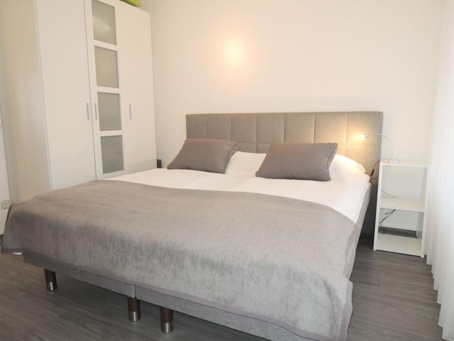 """Ausstattung """"Jan am Strand"""" Apartment 201"""