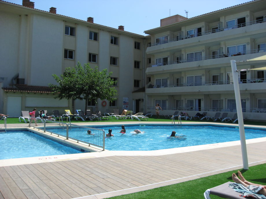 ESTARTIT PLAYA - Schwimmbad