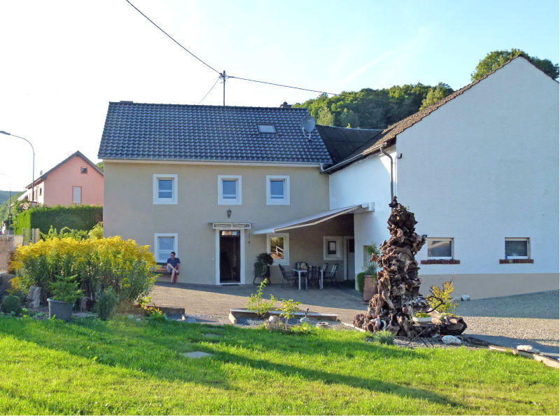 Ferienhaus Haus Sonneneck Hinterlang