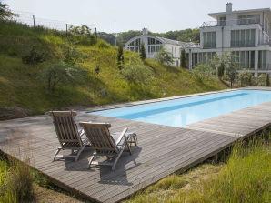 """Ferienwohnung Sellin 01 -  Villa """"Claire""""  direkt am Hochufer"""