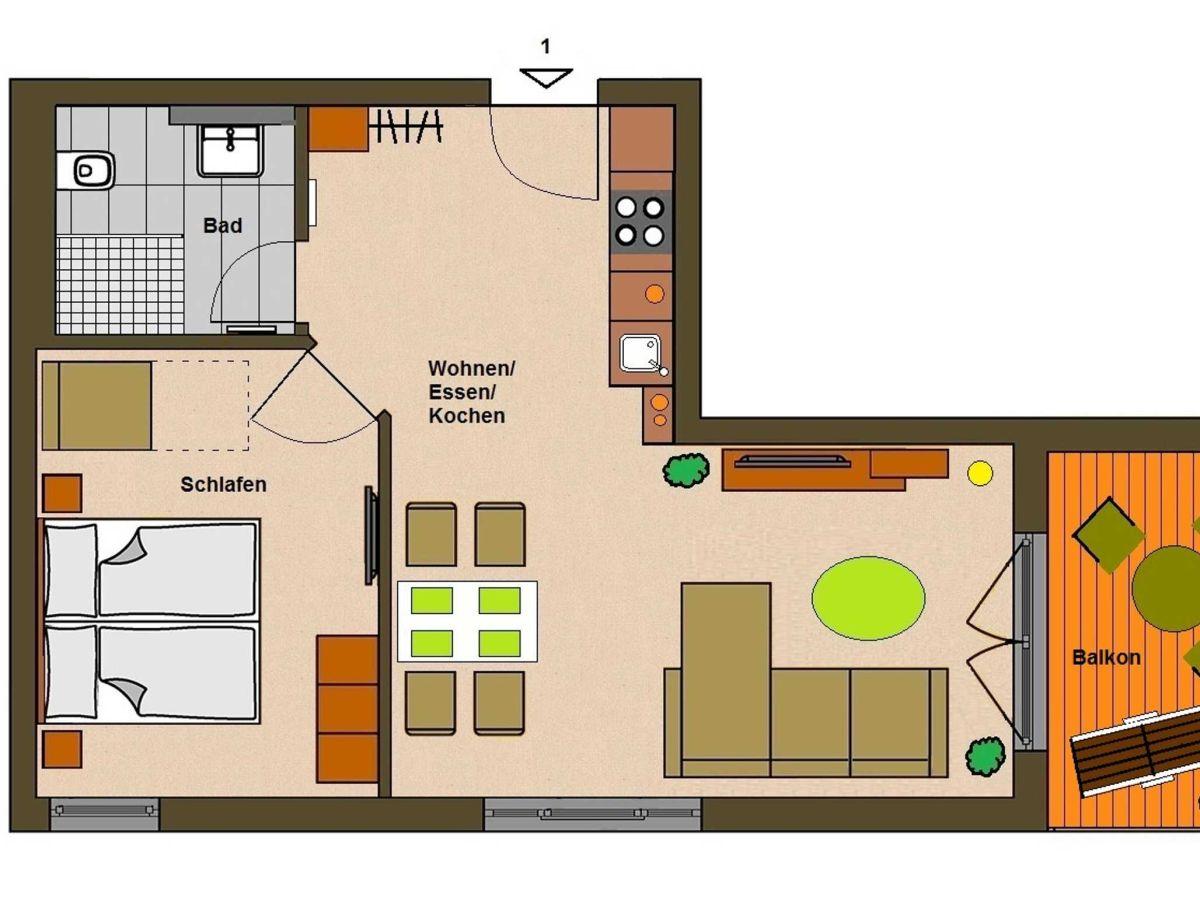ferienwohnung 1 residenz capitello ostsee binz firma uhlendorf immobilien sch ne ferien. Black Bedroom Furniture Sets. Home Design Ideas