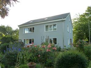 Ferienwohnung Gartenoase am Ostseestrand