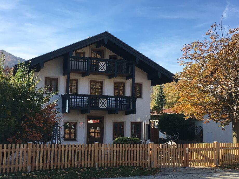 Außenaufnahme Müller 4 im Haus Alpenrose