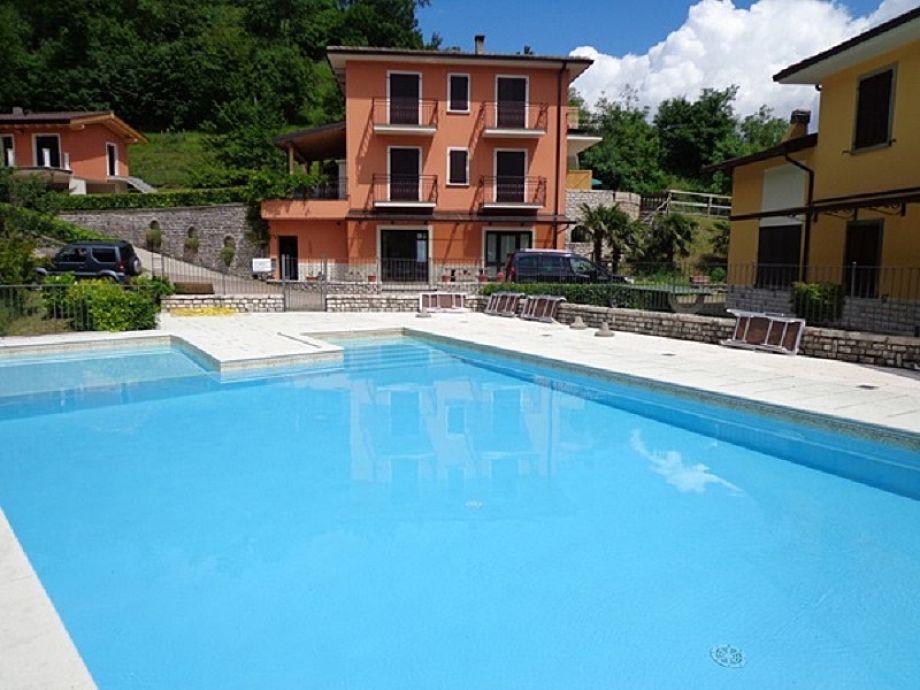 Residenz Piccolo Ragno mit Pool