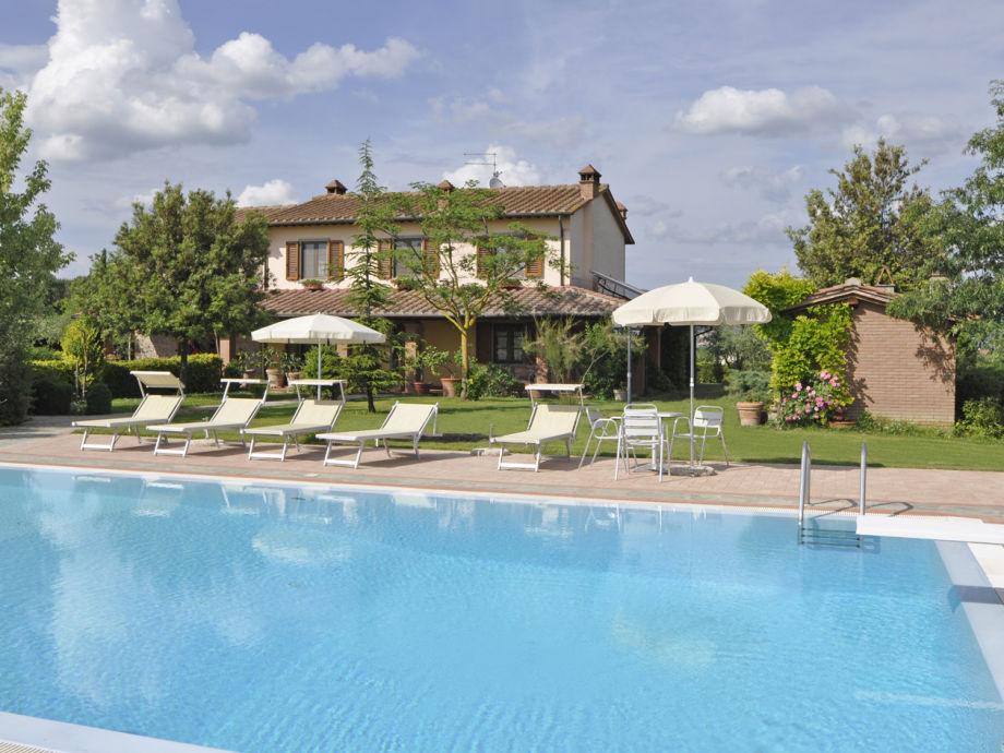 Wunderschöne Villa mit privatem Pool