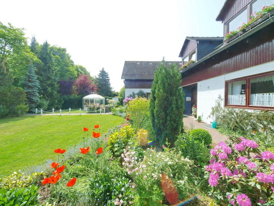 Appartementhaus-LINDA-LU, Garten