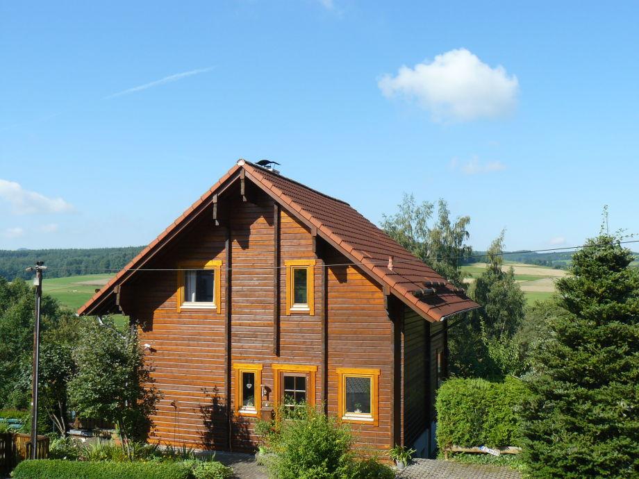 Finnisches Blockhaus Berg.erleben