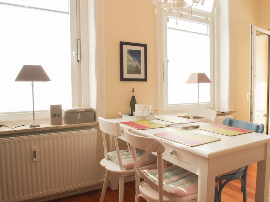 Ausstattung Villa Démory Wohnung 22