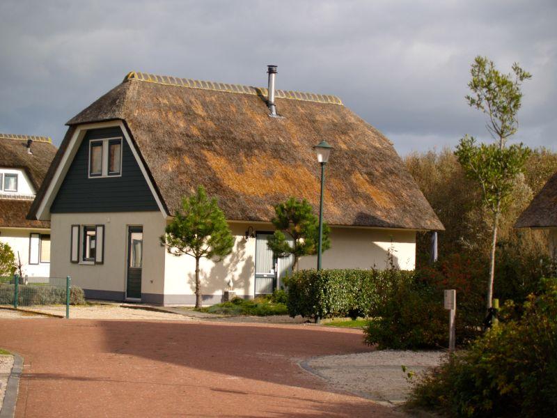 Ferienhaus Duynopgangh Haus 14 mit Strandkabine
