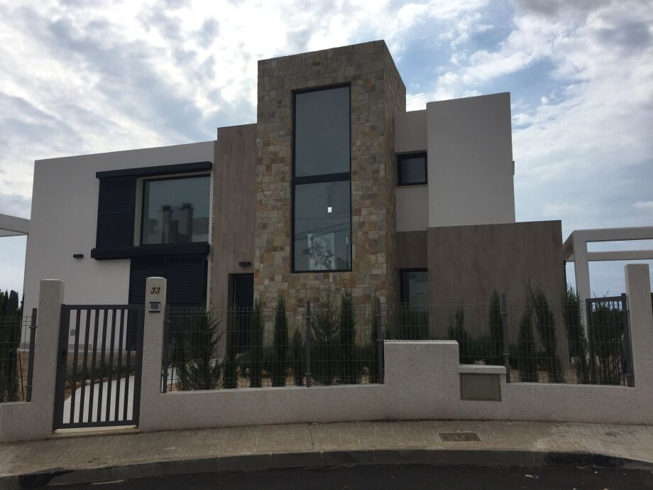 Cala Murada moderne Designer Villa