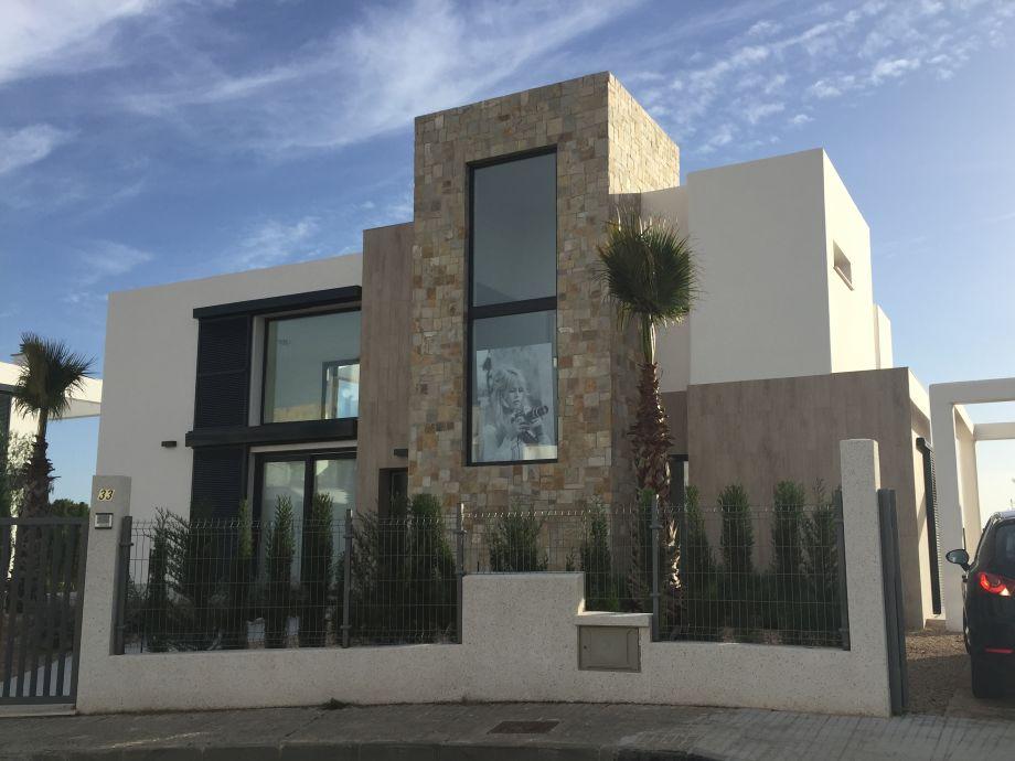 Außenaufnahme Designer Traumdomizil Villa Cala Murada