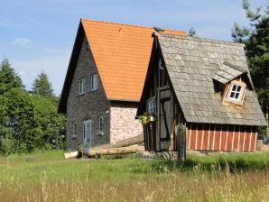 Ferienhaus Bispinger Heidezauber Haus Weißdorn
