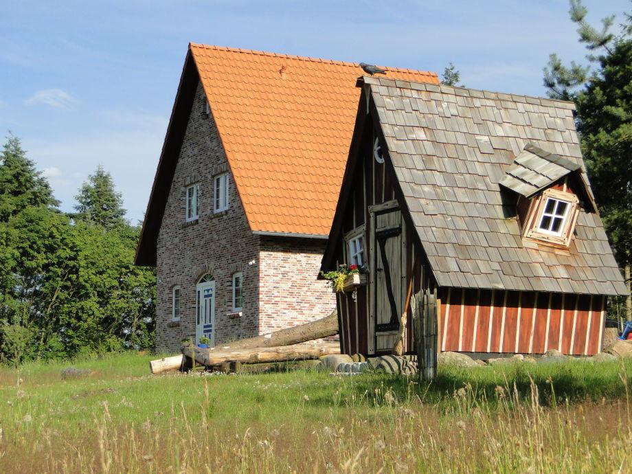 Haupt- und Hexenhaus