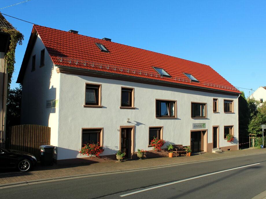 """Das historische """"Millersch-Haus"""" in Tholey-Scheuern"""