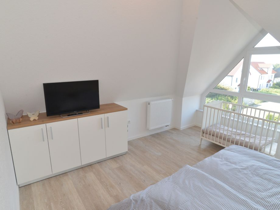 Ferienwohnung westerhus wangerooge og residenz helena - Schlafzimmer dachgeschoss ...
