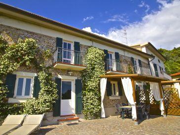 Ferienhaus La Lucertola Haus Zwei