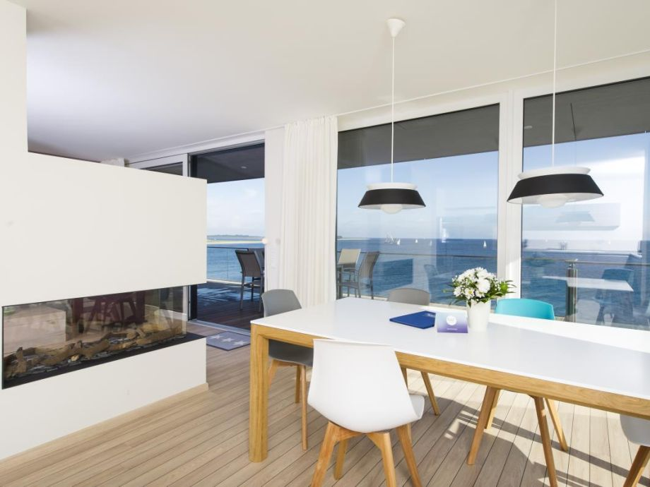Penthouse - Esszimmer