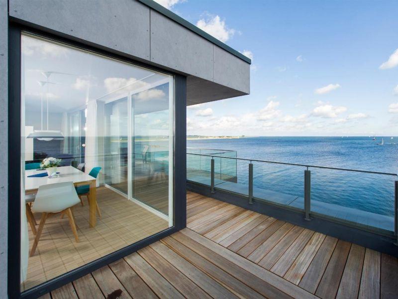 Ferienwohnung Penthouse im OstseeResort Olpenitz