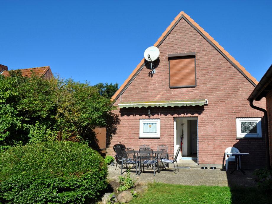 Ferienhaus Kimm mit Terrasse und Garten