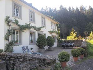 Ferienhaus Romantische alte Mühle-Haustier willkommen
