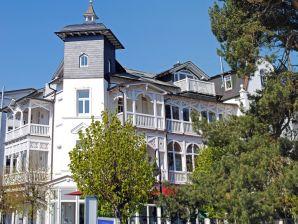 Ferienwohnung Nr. 10 in der Villa Aegir mit traumhaftem Meerblick